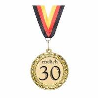 Orden / Medaille endlich 30