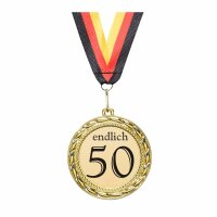 Orden / Medaille endlich 50