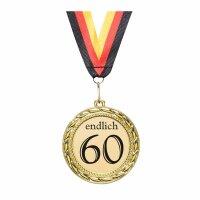 Orden / Medaille endlich 60