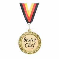 Orden / Medaille bester Chef
