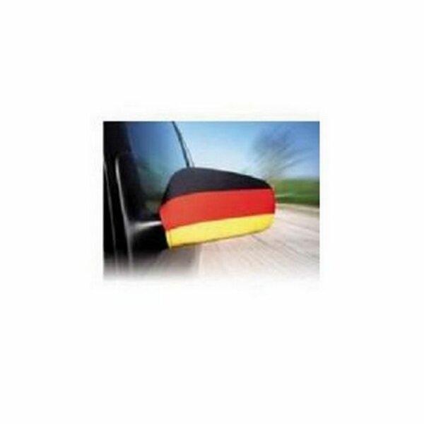 Außenspiegelflagge Deutschland 2er Set