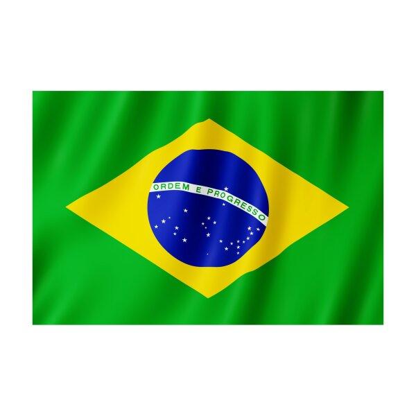 Fahne Flagge Brasilien 90x150cm
