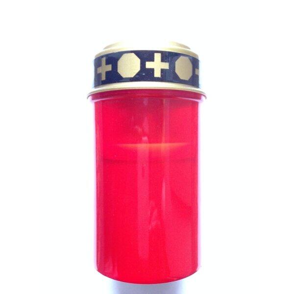LED Grablicht Höhe 12cm, Rot