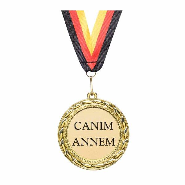 Orden / Medaille Canim Annem