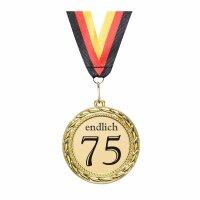 Medaille Orden endlich 75