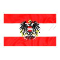 Fahne Flagge Österreich 90x150cm