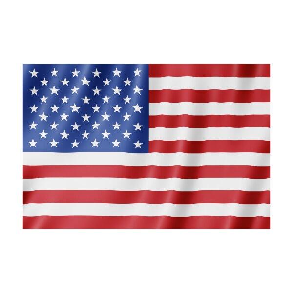 Fahne Flagge USA 90x150cm