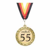 Orden / Medaille endlich 55