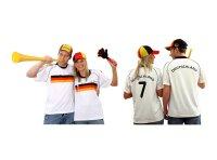 Fußballtrikot Deutschland 3 Sterne