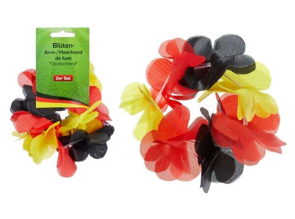 5 Stück 2er Set Blüten Arm oder Haarband Deutschland
